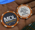 Don't Gamble with your CSI<br>Choose MDL