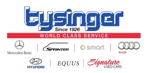 Tysinger Motor Group logo