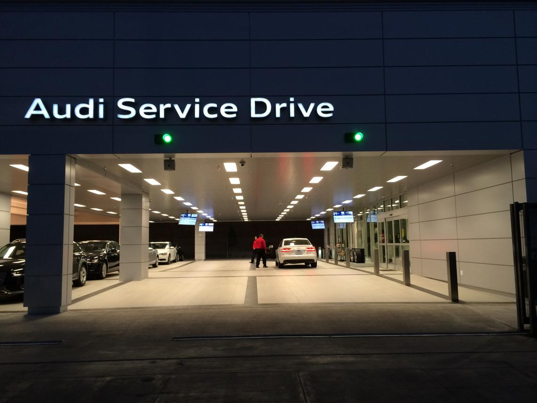 Audi central houston service specials 15