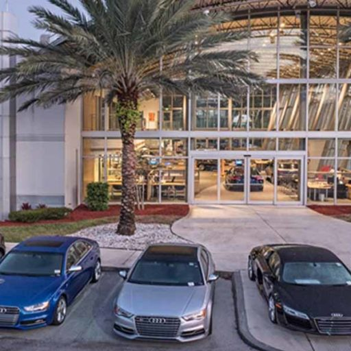 Audi Coral Springs - MDL autoMation