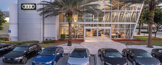 Case Study: Audi Coral Springs