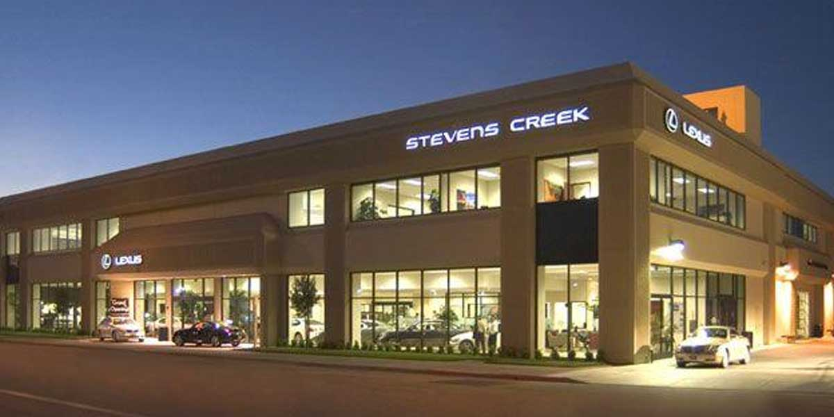 Lexus Of Steven S Creek Mdl Automation
