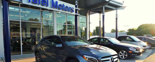 Case Study: Tafel Mercedes-Benz KY
