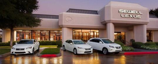 Sewell Lexus Dallas