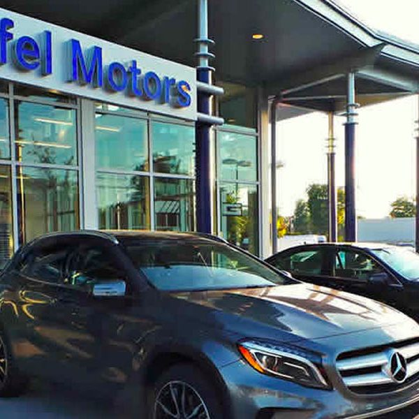 Tafel Mercedes-Benz KY