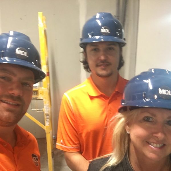 DAG - Hard Hat Selfie Day 3