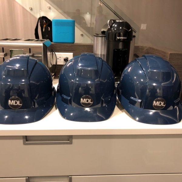 DAG-MDL Helmets