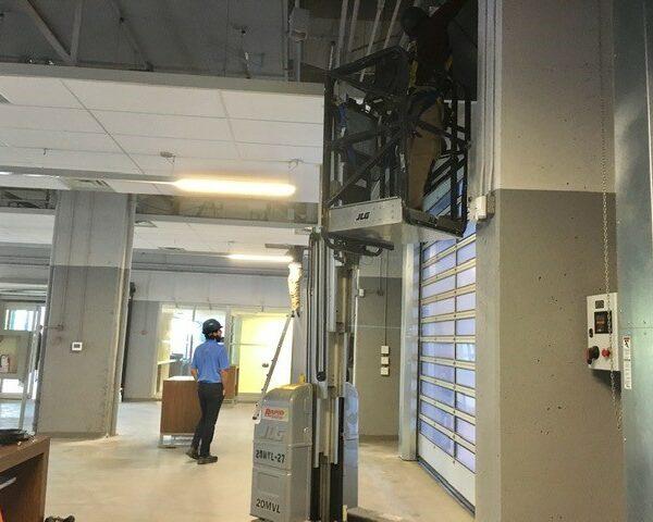 DAG - Service Drive Cable Runs