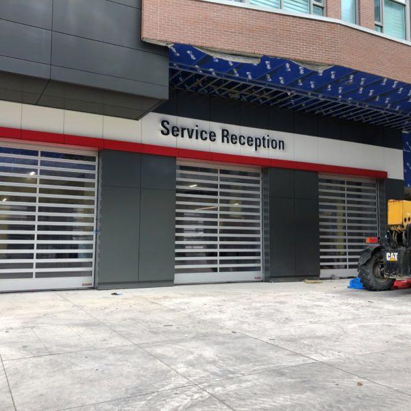 DAG - Service Reception